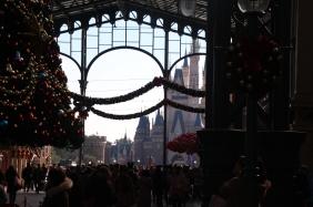 Tokyo Disneyland, December 2014